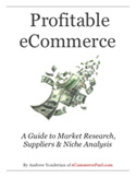 Profitable eCommerce eBook