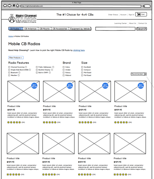 Category-Wireframe
