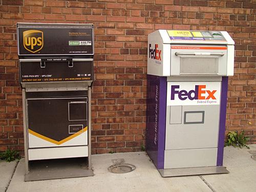 Amazon, UPS, FedEx I eCommerceFuel