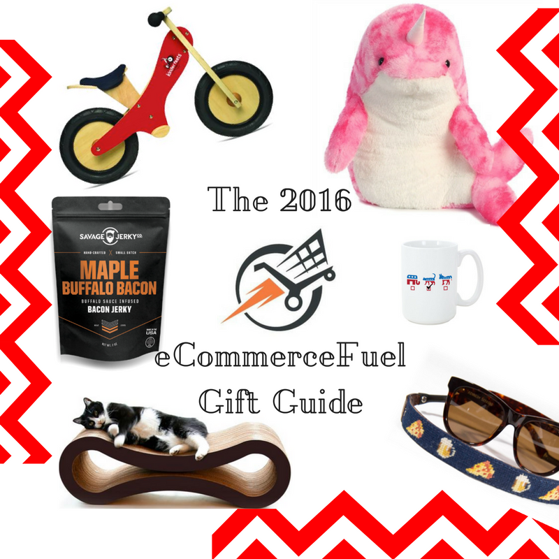 eCommerceFuel Gift Guide 2016