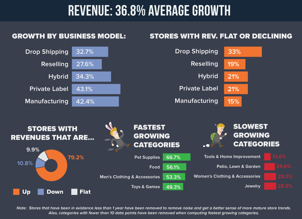 Revenue Growth for eCommerce Store Owners 2018