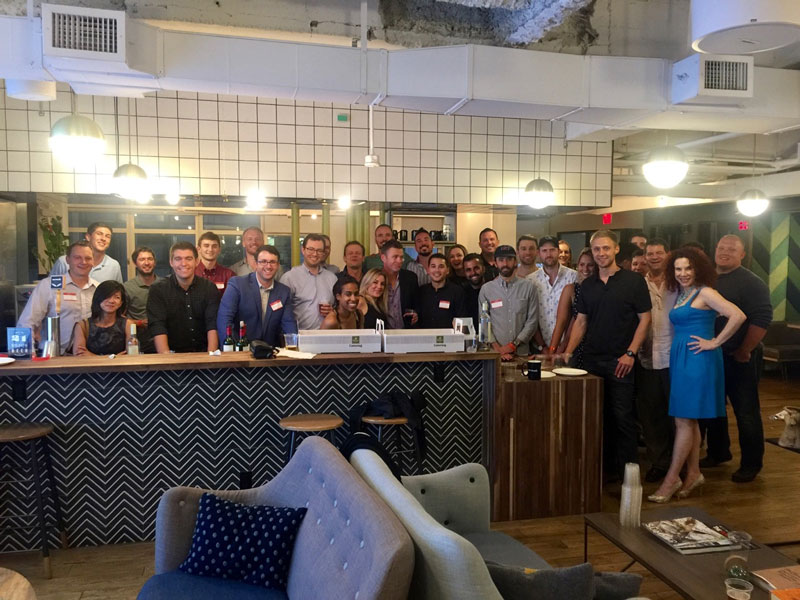 The eCommerceFuel member meetup at recent Amazon FBA Boost conference.