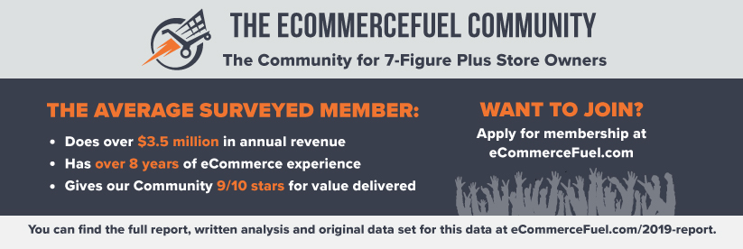 eCommerce Forum for 7-Figure Store Owners