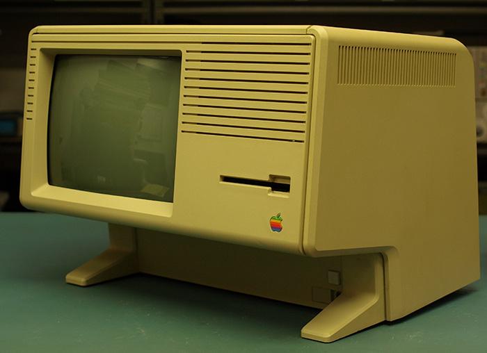 Apple Lisa Teardown