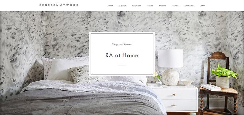 Rebecca Atwood homepage