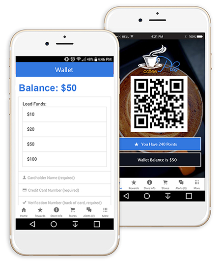 Mobile payments app
