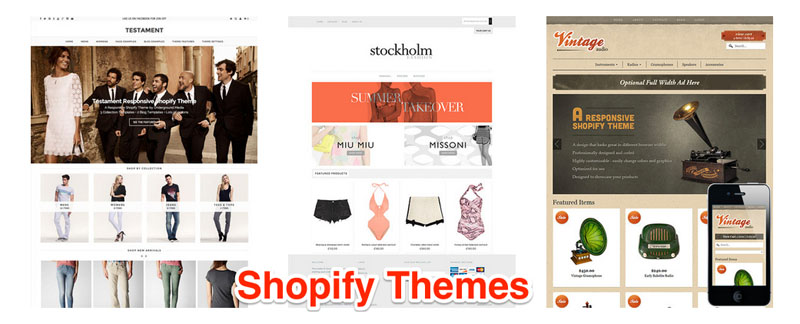 Shopify-Themes